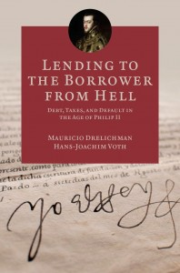 Lending to the Borrower from Hell: New Book by Mauricio Drelichman