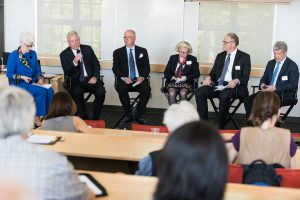 VSE convenes panel on future of globalization